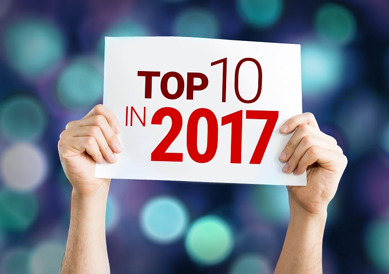 Best of 2017: Our 10 Most Popular Web Pages