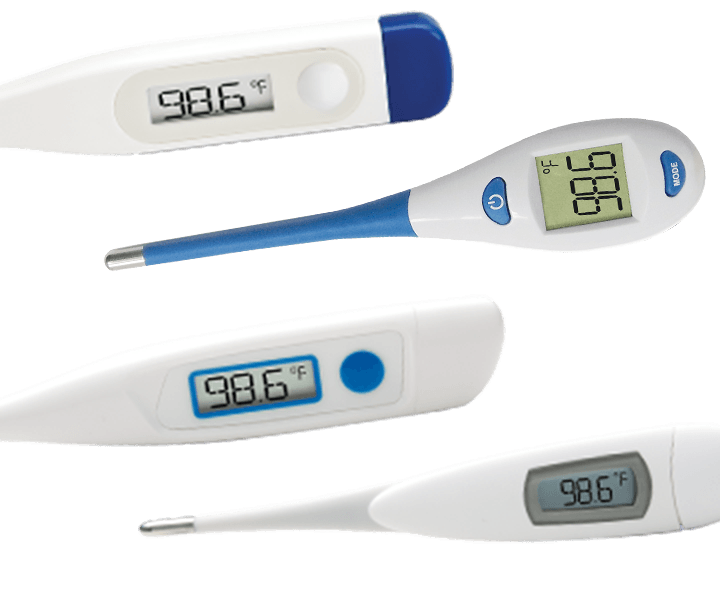 ADC 427Q ADTEMP Temple Touch Thermometer
