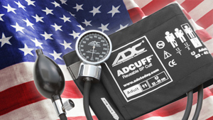 ADC products, including our line of sphygmomanometers, are inspected and assembled in the USA for the highest quality.