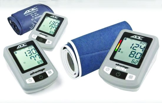 ADC's Home Blood Pressure Monitors