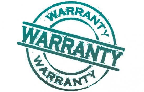 Industry-Leading Warranties